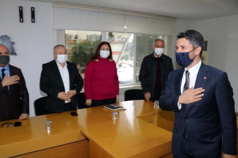 AK Parti Adana İl Başkanı Ay: Adanamız'ı 2023 hedeflerine taşıyacak kadroyu oluşturduk