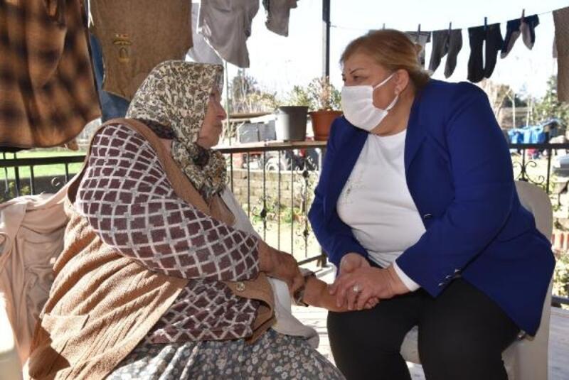 Ceyhan Belediyesi'nin temizlik çalışması devam ediyor
