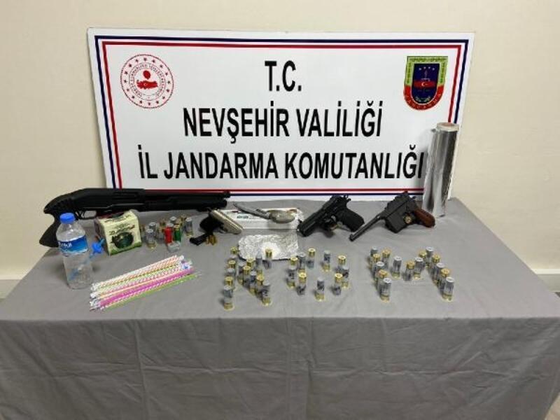 Avanos'ta uyuşturucu satıcısı tutuklandı