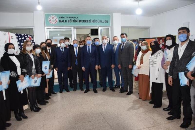 Milli Eğitim Müdürü Er'den Kumluca'ya ziyaret