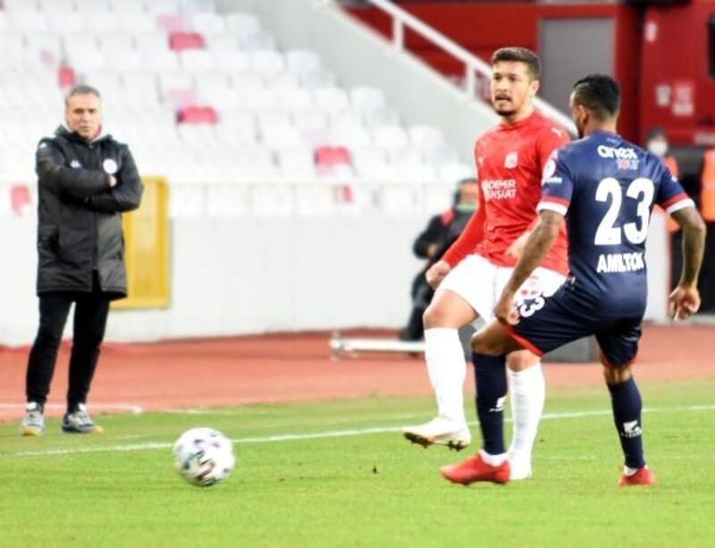 Demir Grup Sivasspor - Fraport TAV Antalyaspor: 0-1