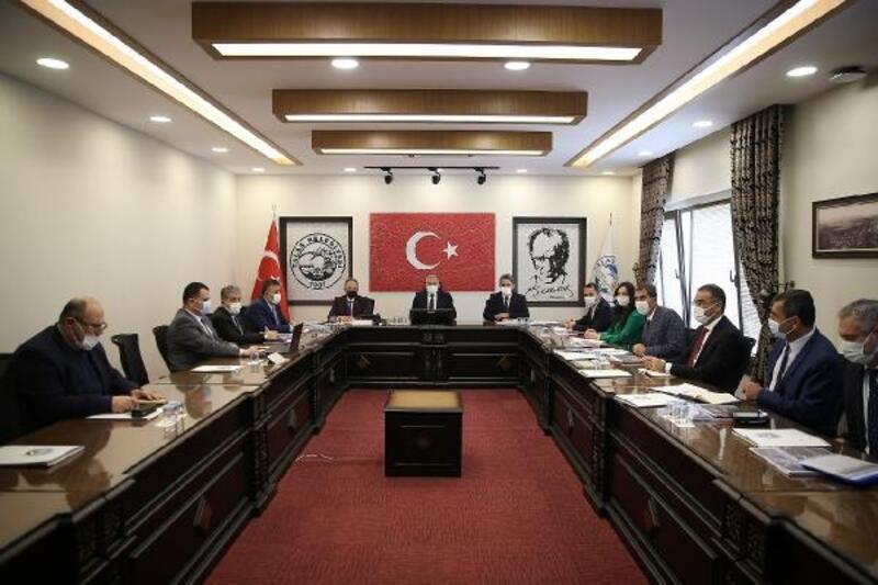 Başkan Büyükkılıç Talas'ta yatırım toplantısı gerçekleştirdi