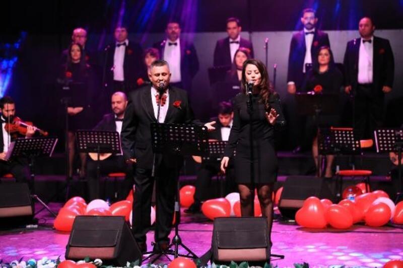 Büyükşehir'den 14 Şubat'a özel 'Sevda Türküleri' konseri