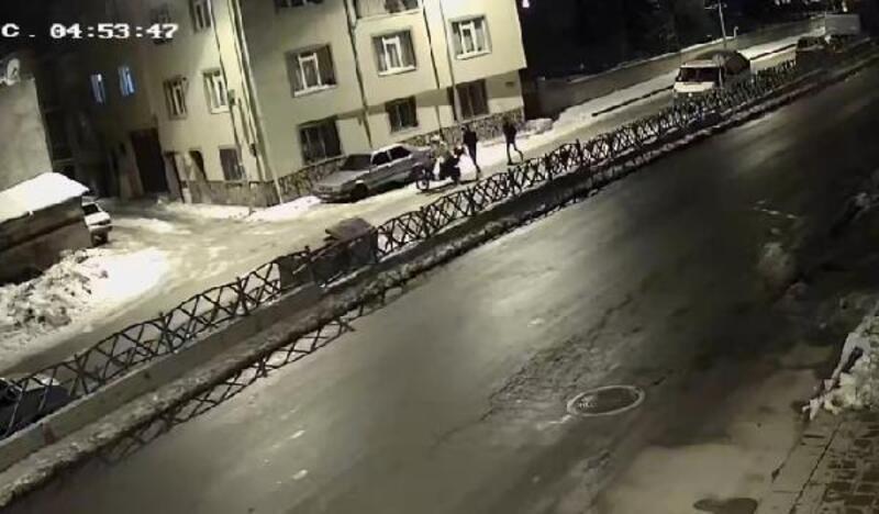 Motosiklet çalan 3 şüpheli yakalandı
