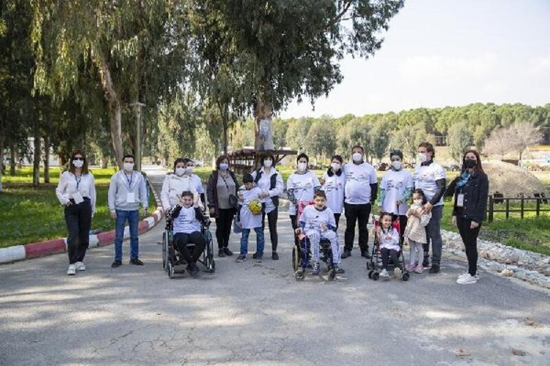 Büyükşehir'den angelman sendromlu çocuklar için özel bir gün