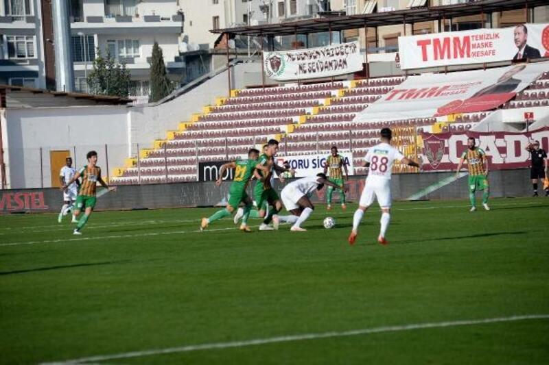 Atakaş Hatayspor - Aytemiz Alanyaspor: 0-0