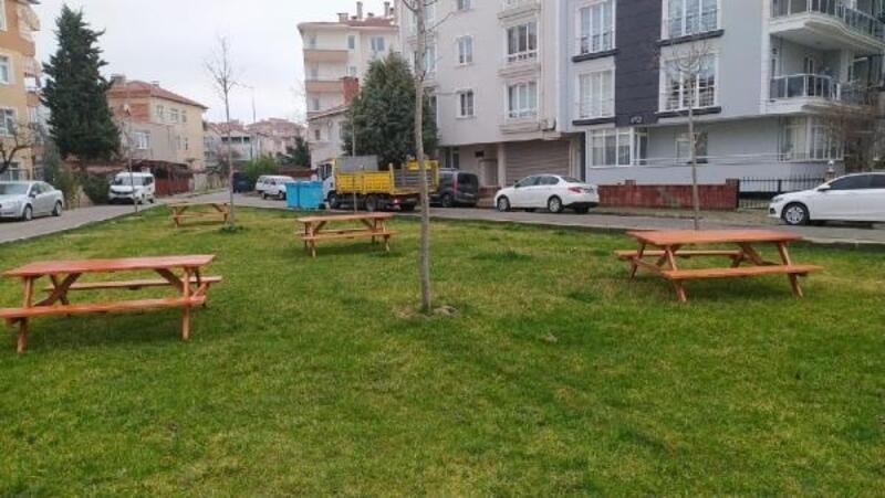 Lüleburgaz'da yeşil alanlar artıyor