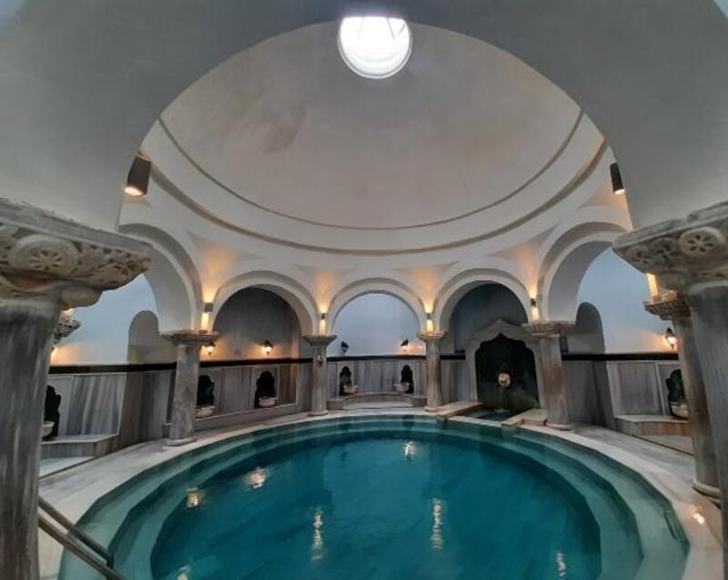İtalyanlar, Bursa'yı en iyi termal turizm merkezleri arasında gösterdi