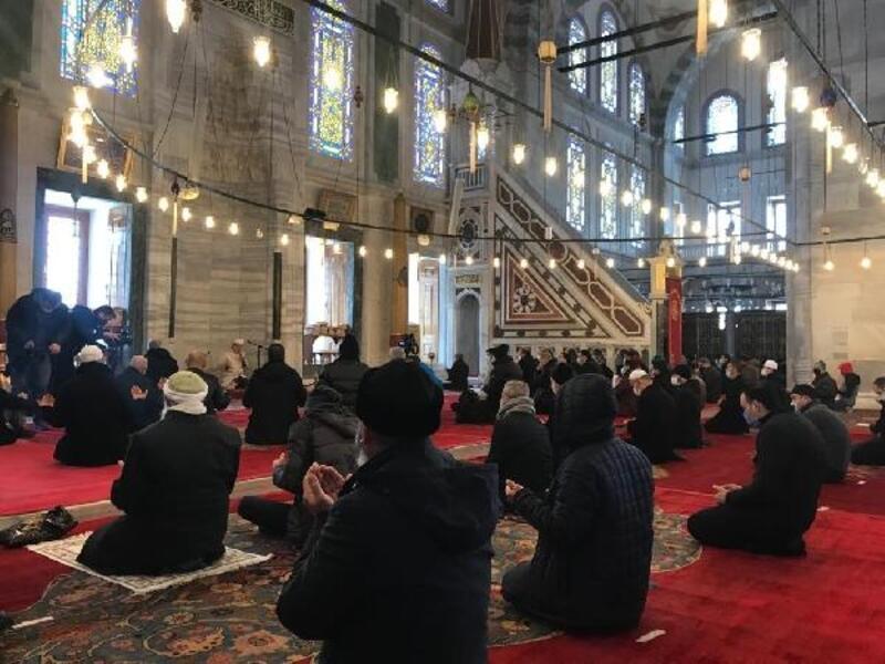 'Her Ay 251 Hatim' programında şehitler için dua edildi