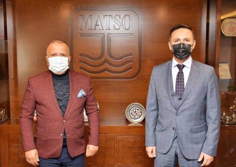 Vakıfbank'tan MATSO'ya ziyaret