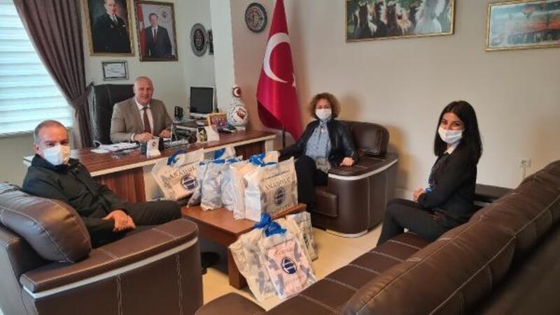 Alanya Anadolu Hastanesi'nden sosyal sorumluluk projesi