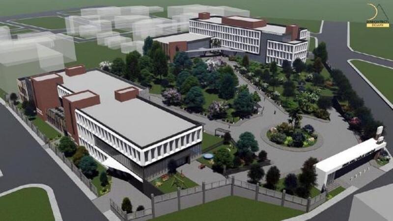 Kırklareli'de Sağlık Kompleksi kuruluyor