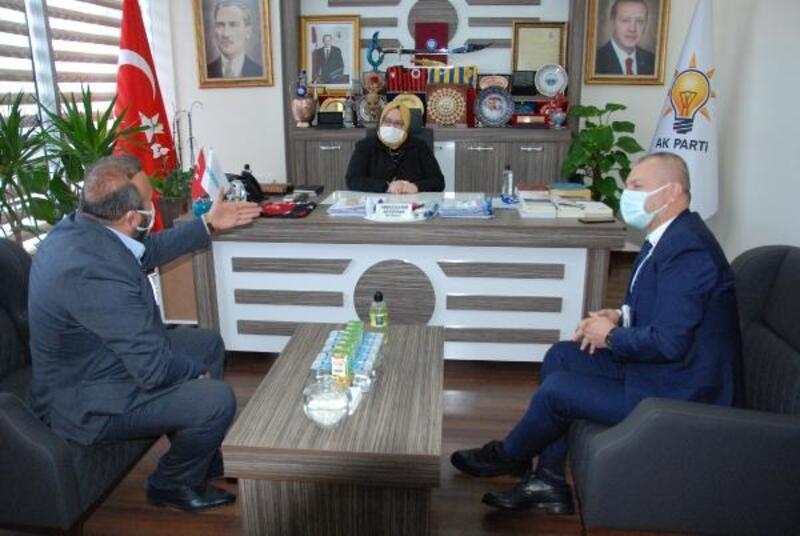 Balâlılar Derneği Başkanı Yıldırım, Bakan Selçuk ile görüştü