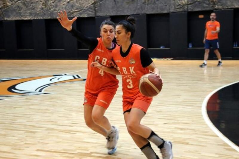 Çukurova Basketbol, Kayseri maçına çift idmanla hazırlanıyor