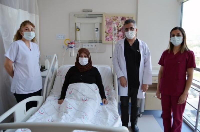 'Delirten hastalık'tan ameliyatla kurtuldu
