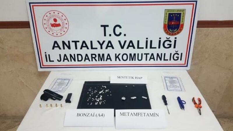 'Baharatçı' lakaplı uyuşturucu satıcısı tutuklandı