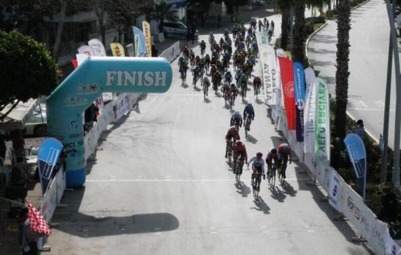Bisiklet Yol Yarışları'nda Manavgat etabı tamamlandı