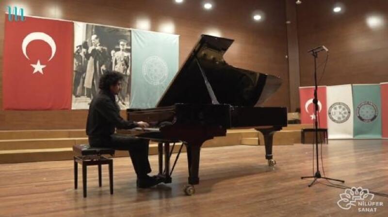 Nilüfer Belediyesi'nden müzik etkinliği