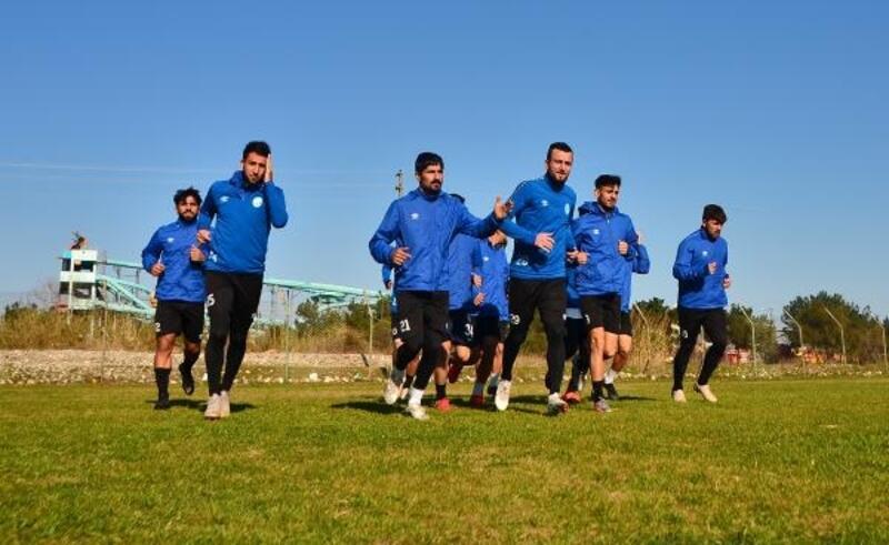 Antalya Kemerspor hazırlıklarını sürdürdü