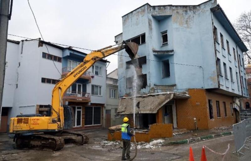Bursa Büyükşehir Belediyesi riskleri ortadan kaldırıyor