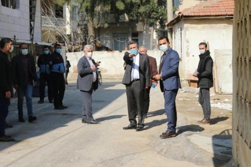 Nafiz Gürman Mahallesi'nde sel baskınları önlenecek