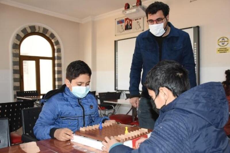 Diyarbakır Bilgi Evi'nde yüz yüze eğitim başladı