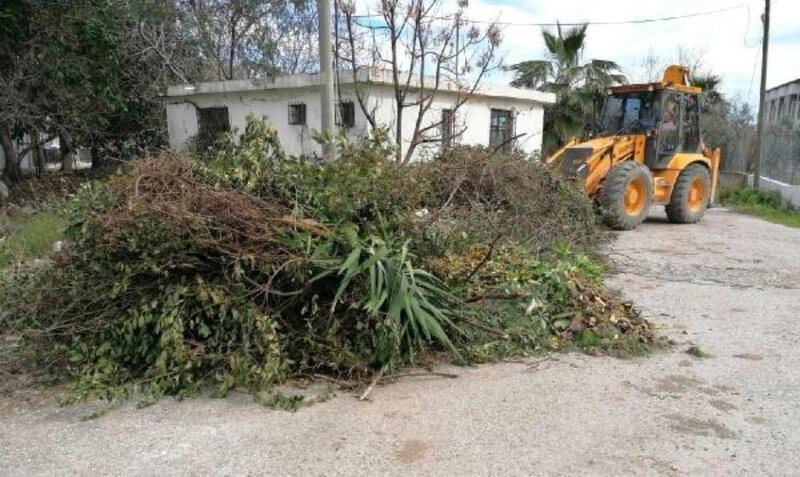Belediye, daha temiz Kemer için çalışıyor