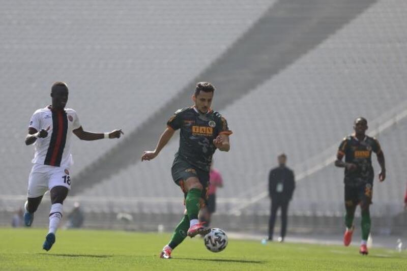 Fatih Karagümrük - Aytemiz Alanyaspor: 2-0