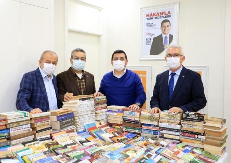 Cemil Meriç Kitaplığı'na 'Onat Köşesi'