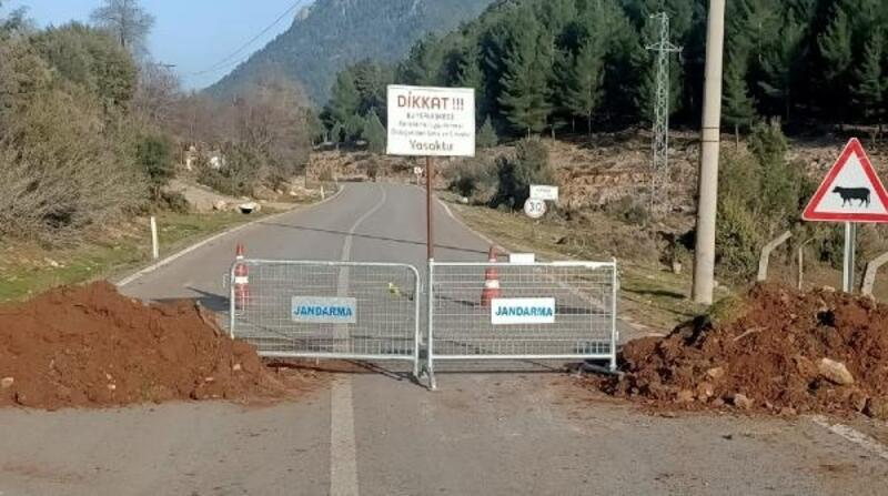 Bucak'ın Kuyubaşı köyü karantinaya alındı