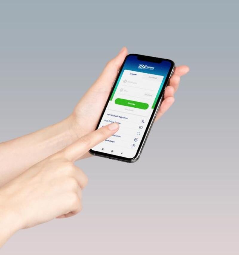 8 milyondan fazla elektrik abonesini ilgilendiren mobil uygulama hayata geçti