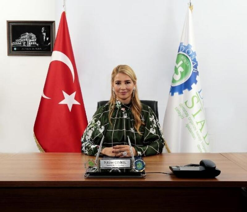 DOSABSİAD Başkanı Çevikel, yeni desteklerle rakamlar beklenen seviyeye gelecektir
