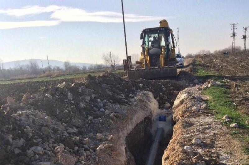 Yenişehir Terziler Mahallesi içme suyuna kavuşuyor