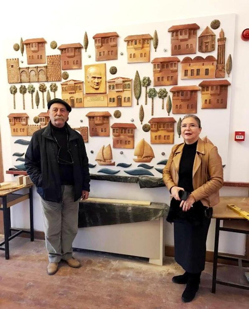 Antalya Lisesi'ne müze