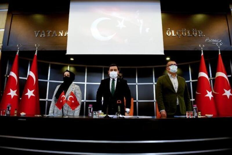 Tütüncü: Kepez Meclisi zarf almaz, karar alır