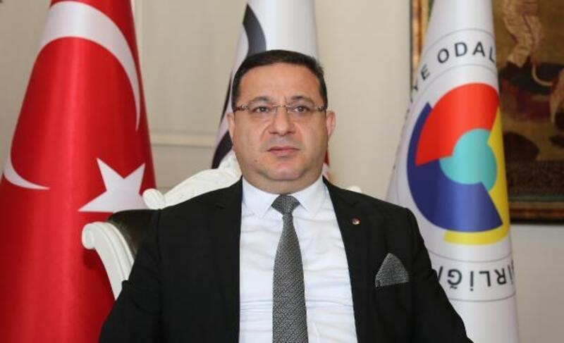 Başkan Eken'den esnafa 'tedbiri elden bırakmayalım' uyarısı