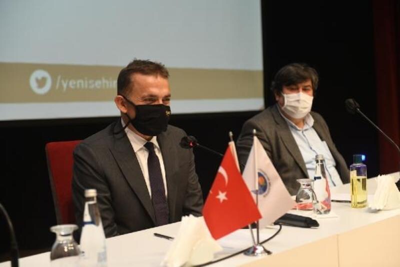 Yenişehir'de çöpler temiz çevre için kaynak oluşturacak