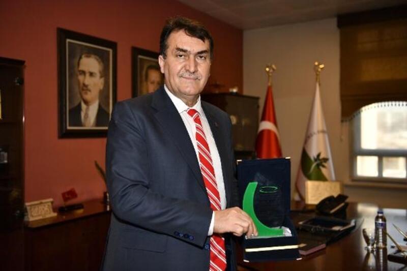 Osmangazi Belediyesi'ne AGİD'den ödül