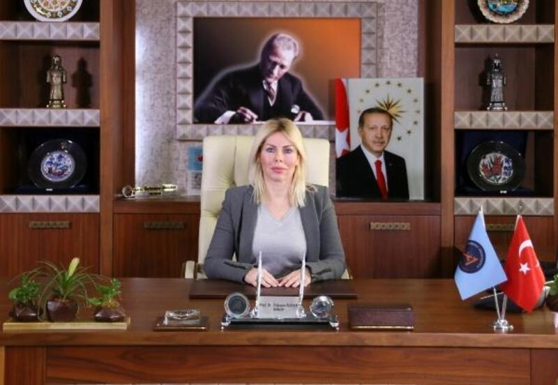 Rektör Özkan'dan Kadınlar Günü mesajı