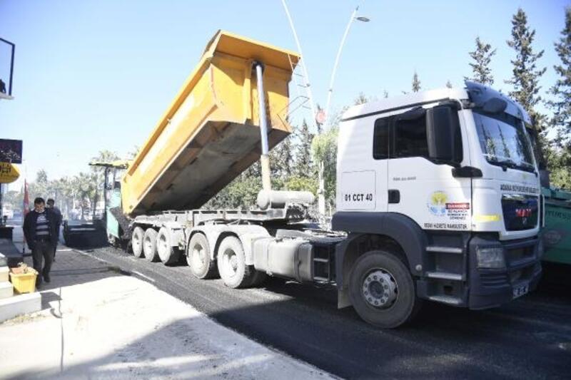 Büyükşehir, asfalt sorununu çözmeye kararlı