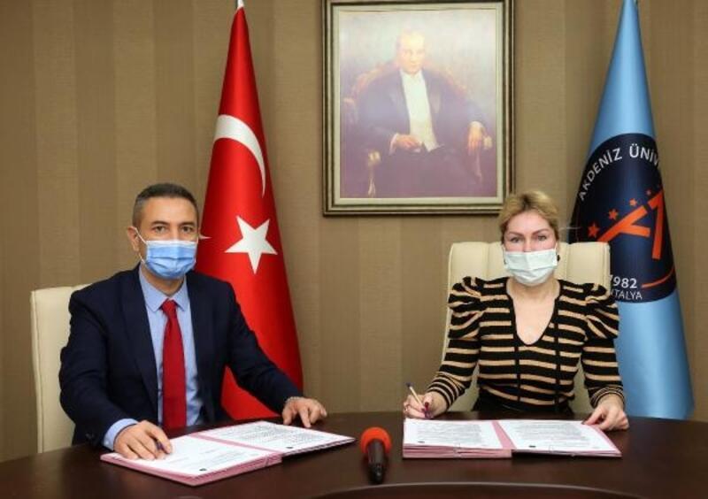 Üniversite ile Milli Eğitim iş birliği protokolü imzalandı