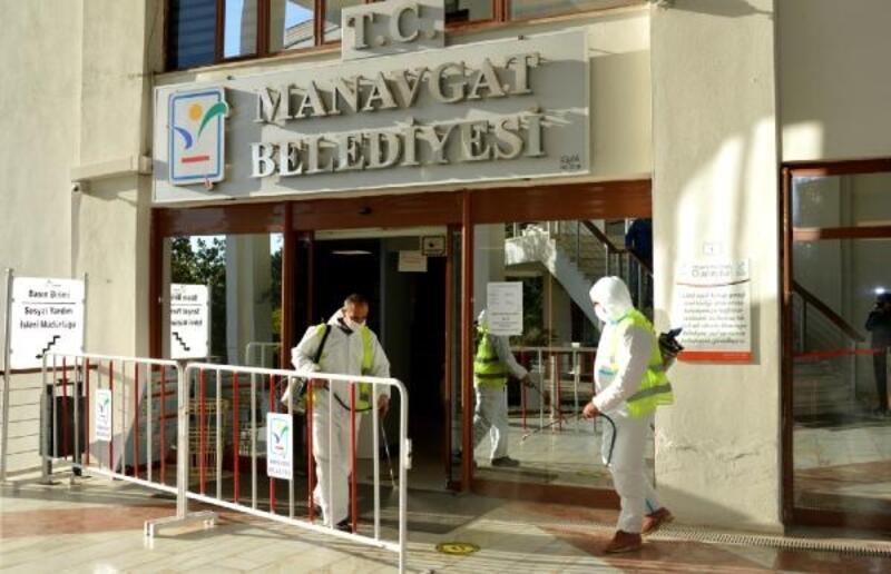 Manavgat Belediyesi pandemi önlemlerini artırdı