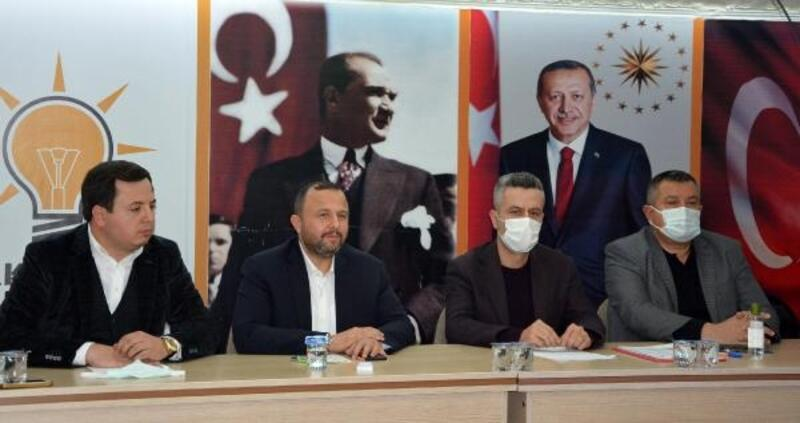 AK Parti İl Başkanı Taş, Korkuteli'de