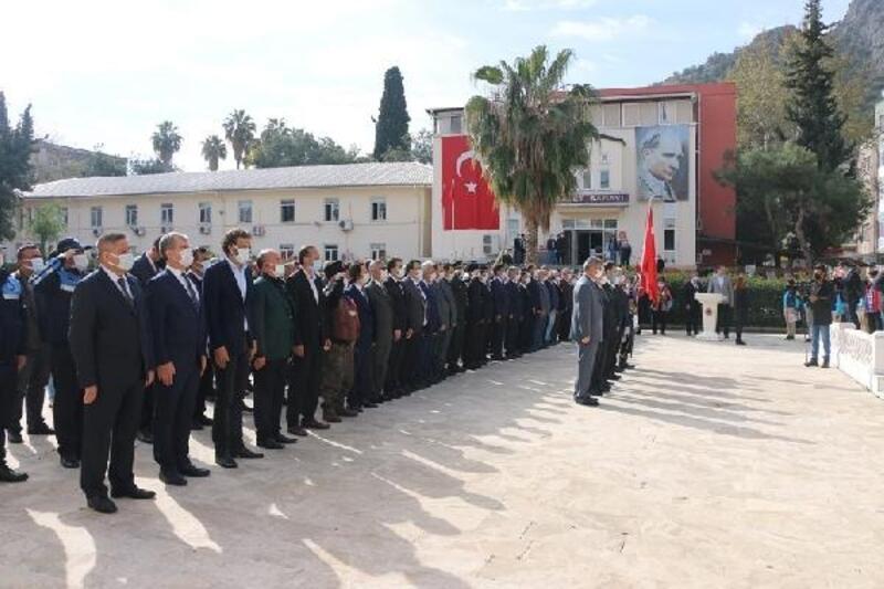 Kozan'da Çanakkale şehitleri anıldı