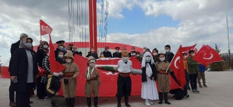 Kırıkkale'de şehitler anıldı