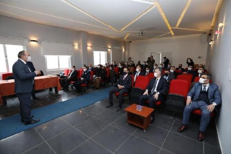 İnegöl Belediyesi, 'Yalın Belediyecilik' projesi eğitimlerine devam ediyor