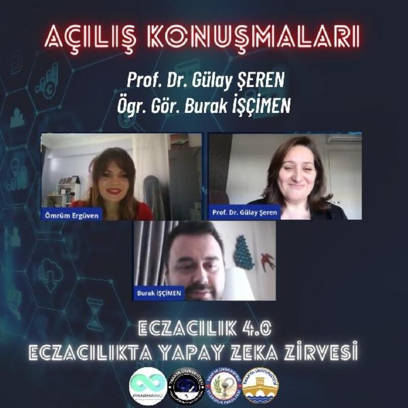 Trakya Üniversitesi'nde 'Eczacılıkta Yapay Zeka Zirvesi' düzenlendi