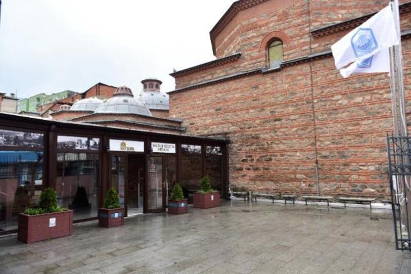İncirli Kültür Merkezi ve Kütüphanesi hizmete açıldı