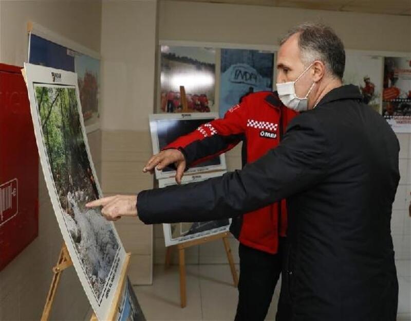 İnegöl Belediyesi'nden afetlere karşı mücadeleye tam destek