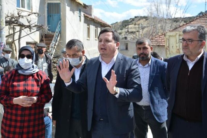 Korkuteli siyaseti Dereköy'de buluştu
